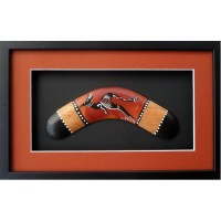 Framed Boomerangs