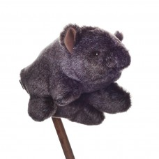 Bruce Hairy Nose Wombat  - Puppet