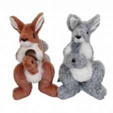 Kate Kangaroo & Aaron Joey ginger  - Soft Toy
